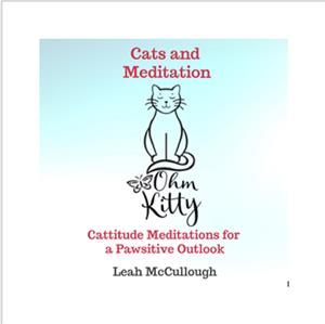 Cats and Meditation CD w/ Bonus Package
