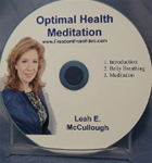 Optimal Health Guided Meditation CD Audio Recording
